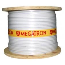 3340 - CABO COAX 300M RG59 47% MEGATRON BR