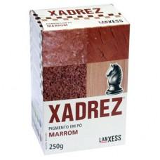 1651 - PO XADREZ 250GR MARROM