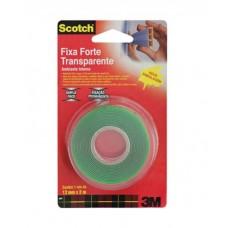 5985 - FITA D.FACE F.FORTE TRANSP-12X2 3M