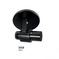 10259 - SPOT C/ALETA ALUMINIO 1 BOCAL PT OPL