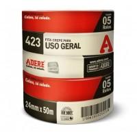 10747 - FITA CREPE USO GERAL 24X50M ADERE