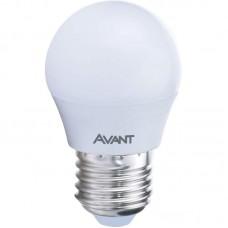 10811 - LAMP BOLINHA LED E27 4W BIV. AMAR. AVANT