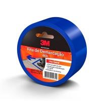 10898 - Fita De Demarcação  De Solo Uso Geral Azul 50MM X 30M - 3M