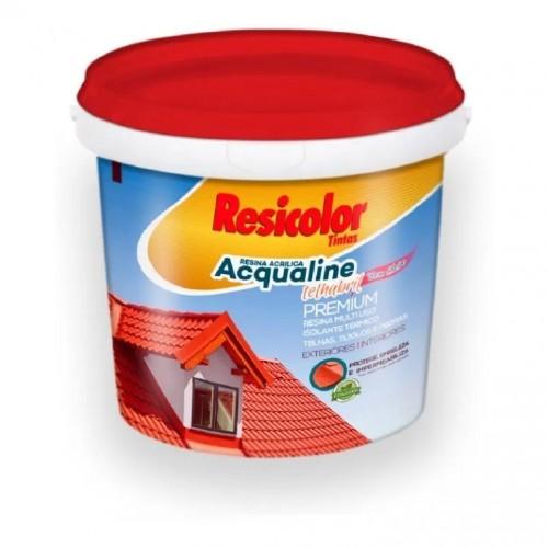 RESINA B.AGUA  3,6L ACQUA LINE INCOLOR