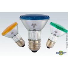 4141 - LAMP HALOPAR 20 50WX220 E27 AZ.BRASF