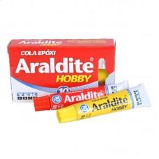 8962 - COLA EPOXI HOBBY 10MIN 16G ARALDITE