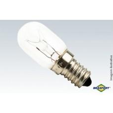 4117 - LAMP GELADEIRA/MICRO E14 15WX220V BRASF