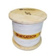 4215 - CABO COAX 300M RG-6 95% MEGATRON BR