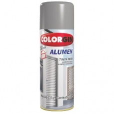 4015 - .SPRAY CLUMEN ALUMINIO 770 COLORGIN