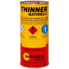 4127 - THINNER 8116  450ML NATRIELLI
