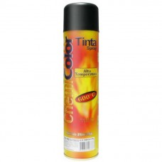 5385 - SPRAY ALTA TEMP.CHEMICOLOR PT.FOSCO