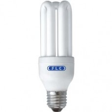 1374 - LAMP FLC ELETR.3U 15W 220V BRANCA
