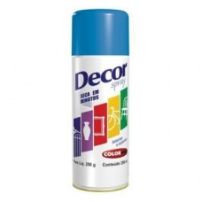 1663 - .SPRAY DECOR AZUL MEDIO 862 COLORGIN