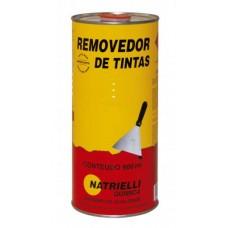 4133 - REMOVEDOR DE TINTA 900ML NATRIELLI