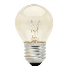 4112 - LAMP BOLINHA E27 15WX127V CLARA BRASF