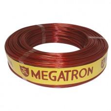 6947 - FIO SOM 1,00 2X18 BICOLOR PT/VM MEGA