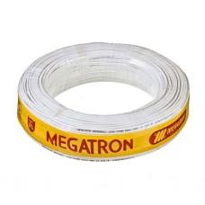 4349 - CABO FLEX MEGATRON  4,0MM BRANCO