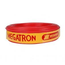 4346 - CABO FLEX MEGATRON  4,0MM VERMELHO