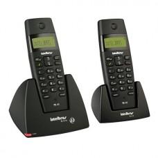 6905 - TELEFONE S/FIO TS40 RAMAL PT INTELBRAS