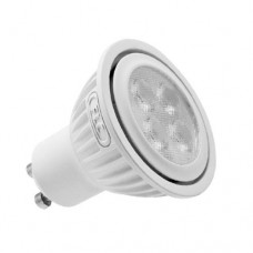 7244 - LAMP FLC DICR.GU10 LED 3W-AM 3000K