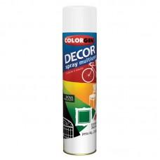 1665 - SPRAY DECOR BRANCO FOSCO 884 COLORGIN