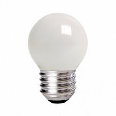7813 - LAMP BOLINHA E27 15WX127V LEITOSA BRASF