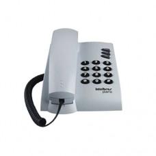 3585 - TELEFONE PLENO CINZA INTELBRAS