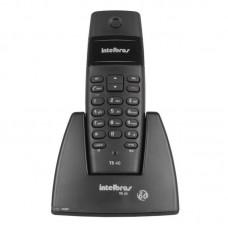 3578 - TELEFONE S/FIO TS40 2,4GHZ PT INTELBRAS