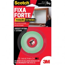9165 - FITA D.FACE F.FORTE EXTREMA 5KG 24X2 3M