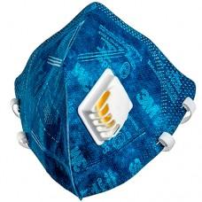 9169 - Máscara de Proteção Com Válvula 9812 P1 3M