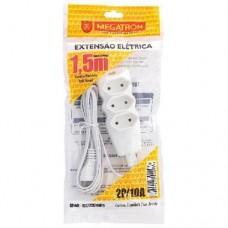 8959 - EXTENSAO   2P  1,5M MEGATRON BR