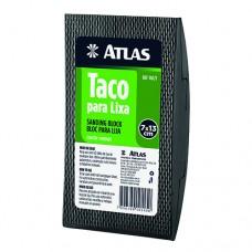 8207 - LIXADEIRA TACO MANUAL ATLAS