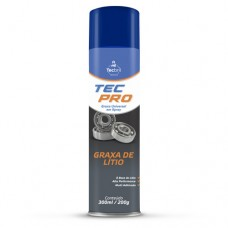 9249 - GRAXA BR LITIO SPRAY 300ML TECBRIL