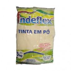 8195 - TINTA EM PO INDEFLEX AMARELO 5KG