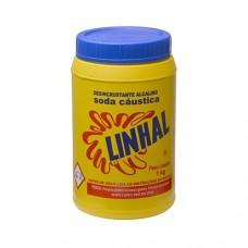 8654 - SODA CAUSTICA 1KG LINHAL