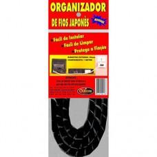 9202 - ORGANIZADOR FIOS PT.1MT OVERTIME