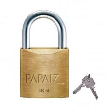 8165 - CADEADO PAPAIZ 50MM