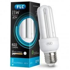 1371 - LAMP FLC ELETR.2U 11W 127V BRANCA
