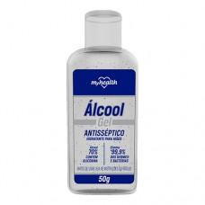 10053 - ALCOOL GEL 70  MYHEALTH ANTI-SEPT.50GR