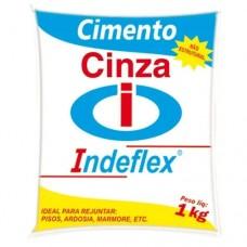 6312 - CIMENTO COMUM CZ 1KG INDEFLEX