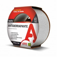 3845 - FITA ANTI DERRAP.TRANSP.50X5 ADERE