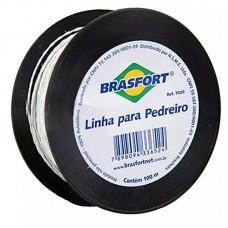 2716 - LINHA PEDR TRANC 100MT BRASFORT