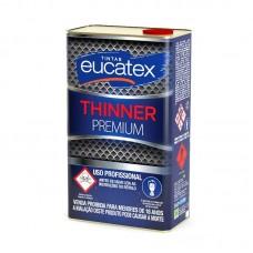 4931 - THINNER PEG E PINTE 5 LITROS EUCATEX