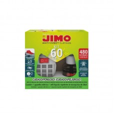 10633 - INSETICIDA ELETRICO KIT 60 NOITES JIMO