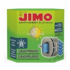 10632 - INSETICIDA ELETRICO REFIL PASTILHA JIMO